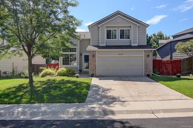 4422 E Andover Avenue, Castle Rock, CO 80104 (#4114067) :: The HomeSmiths Team - Keller Williams
