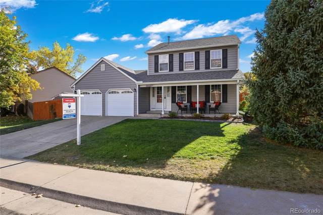 13160 W 62nd Place, Arvada, CO 80004 (#4114267) :: The DeGrood Team