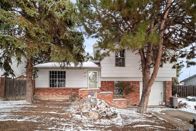 5955 W 86th Avenue, Arvada, CO 80003 (#4114460) :: Venterra Real Estate LLC