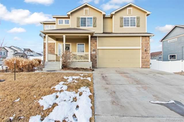 3395 Hackberry Lane, Johnstown, CO 80534 (MLS #4114576) :: 8z Real Estate