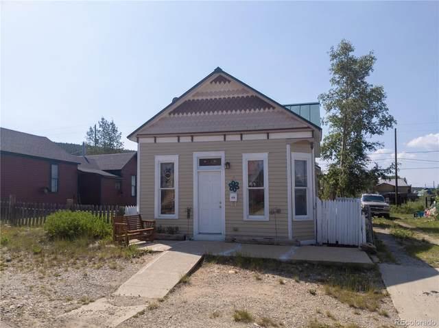 415 E 5th Street, Leadville, CO 80461 (#4114758) :: HomeSmart Realty Group