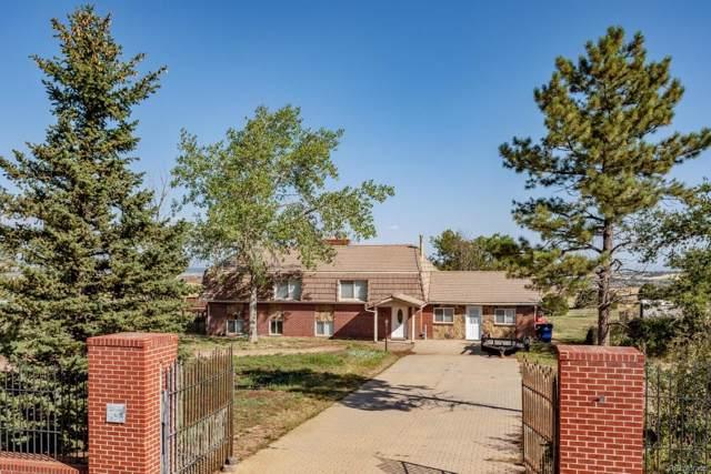 7841 W Trail North Drive, Littleton, CO 80125 (#4114840) :: The Peak Properties Group