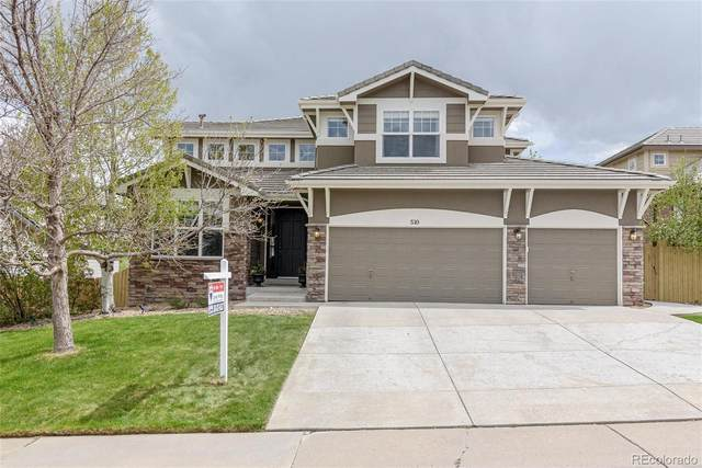 510 S Snowmass Circle, Superior, CO 80027 (#4114892) :: HomeSmart