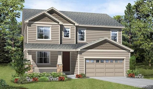 7373 S Queensburg Street, Aurora, CO 80016 (MLS #4115006) :: Kittle Real Estate