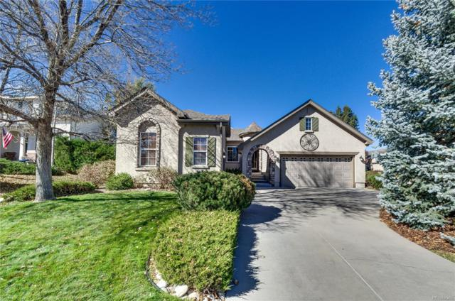 4686 Springmeadow Lane, Castle Rock, CO 80109 (#4115030) :: Briggs American Properties