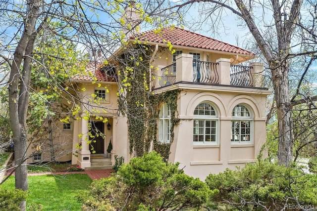 600 N Franklin Street, Denver, CO 80218 (#4115159) :: The HomeSmiths Team - Keller Williams