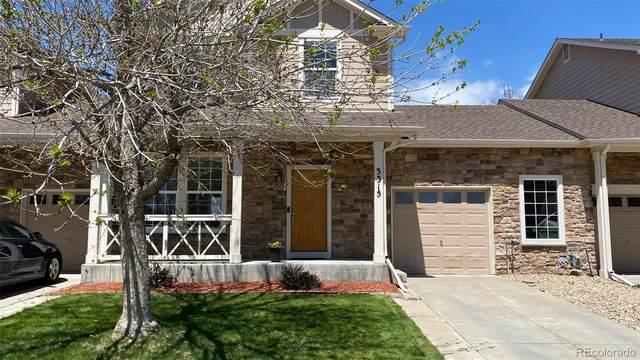 3315 E 123rd Drive, Thornton, CO 80241 (#4115708) :: The Griffith Home Team
