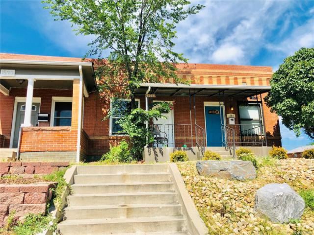 1595 Grove Street, Denver, CO 80204 (#4115888) :: Harling Real Estate