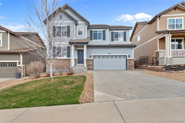 2881 Black Canyon Way, Castle Rock, CO 80109 (#4115983) :: Venterra Real Estate LLC