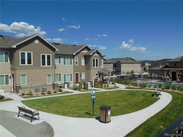 15446 W 64th Loop D, Arvada, CO 80007 (#4116086) :: The Dixon Group