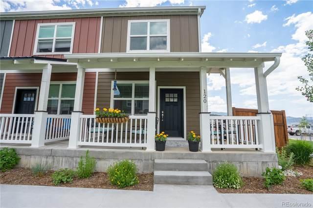 120 Ranch Lane, Buena Vista, CO 81211 (#4116542) :: Finch & Gable Real Estate Co.