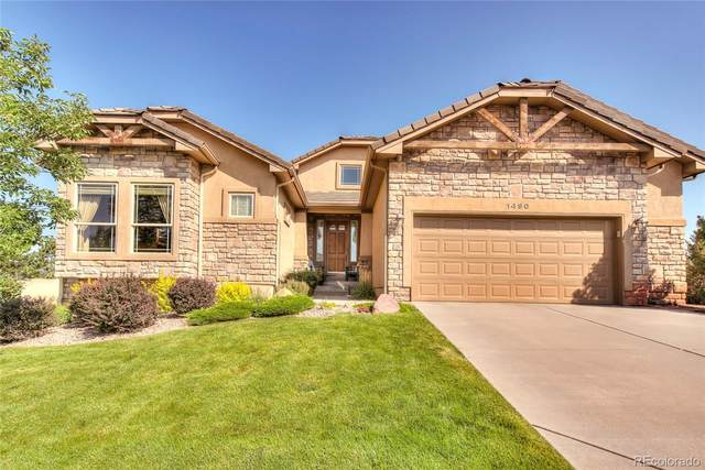 1490 Symphony Heights, Monument, CO 80132 (MLS #4117366) :: 8z Real Estate