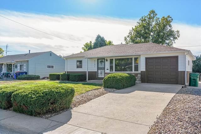 5151 S Logan Street, Littleton, CO 80121 (#4117391) :: The HomeSmiths Team - Keller Williams