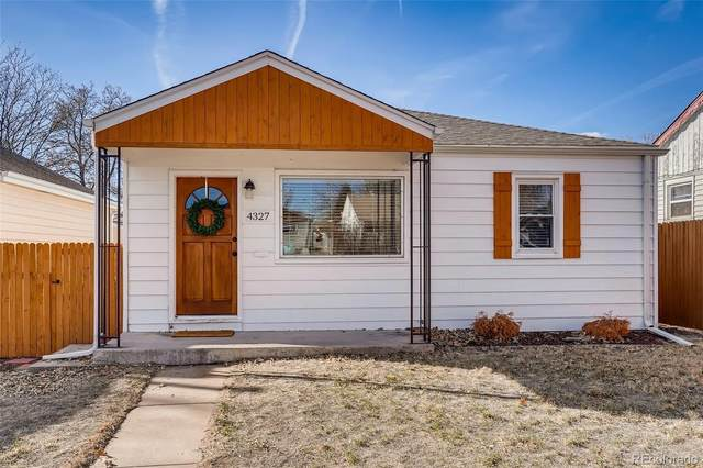4327 S Cherokee Street, Englewood, CO 80110 (#4117671) :: The DeGrood Team