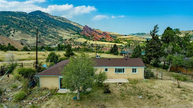 250 Red Rocks Vista Drive, Morrison, CO 80465 (#4117685) :: Symbio Denver
