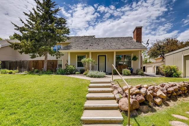 2688 E Easter Avenue, Centennial, CO 80122 (#4118151) :: Kimberly Austin Properties