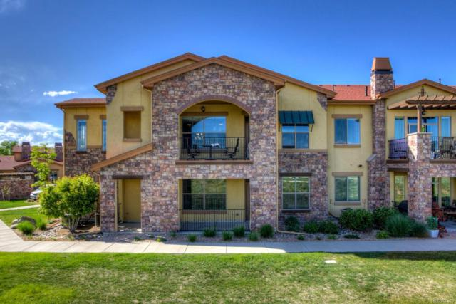 2366 Primo Road #103, Highlands Ranch, CO 80129 (#4118211) :: Sellstate Realty Pros