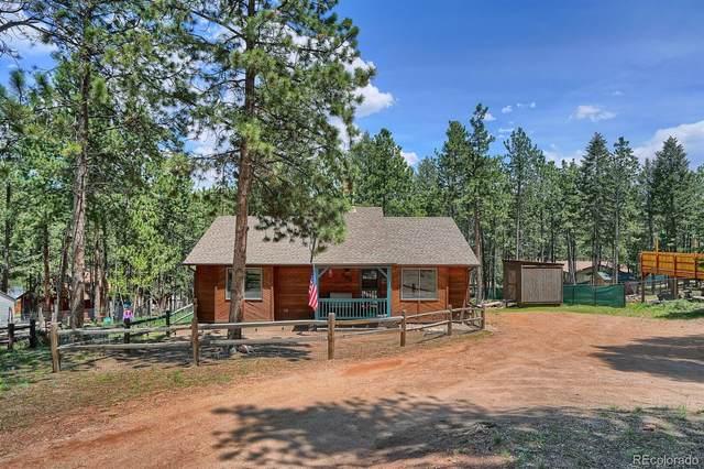 665 S West Street, Woodland Park, CO 80863 (#4118568) :: iHomes Colorado