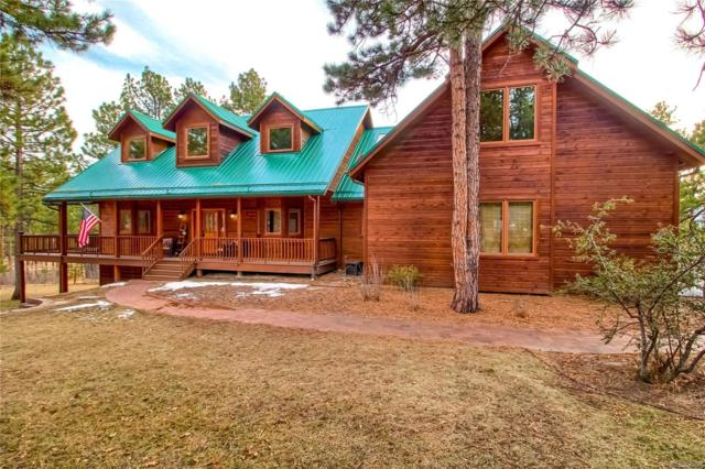 1906 Cinnamon Court, Larkspur, CO 80118 (#4118622) :: Ben Kinney Real Estate Team