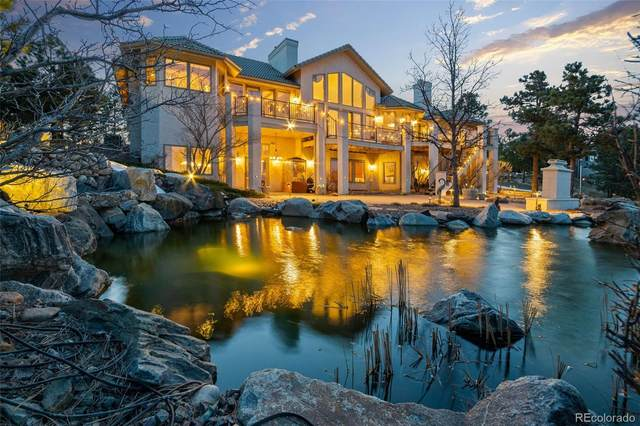 198 Indian Paintbrush Drive, Golden, CO 80401 (#4118653) :: Wisdom Real Estate