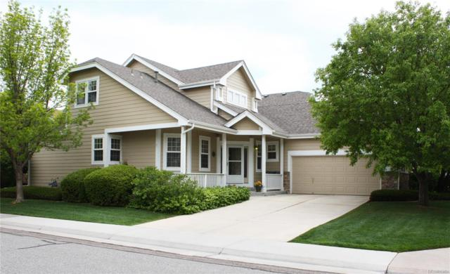 7462 W Saratoga Place, Littleton, CO 80123 (#4119083) :: The Heyl Group at Keller Williams