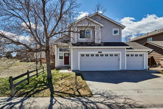 2178 Hyacinth Road, Highlands Ranch, CO 80129 (#4119112) :: The Griffith Home Team