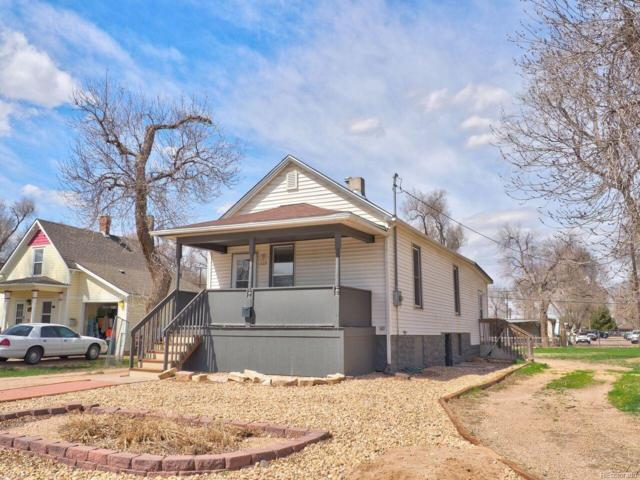 1729 5th Street, Greeley, CO 80631 (#4119114) :: The HomeSmiths Team - Keller Williams