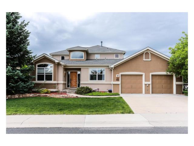 10771 Quail Creek Drive, Parker, CO 80138 (MLS #4119180) :: 8z Real Estate