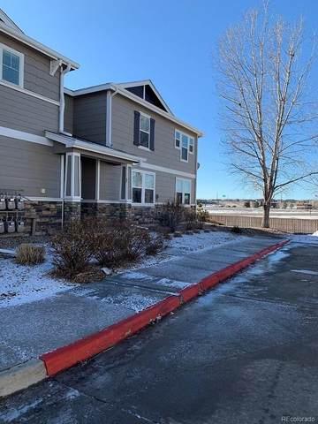 9031 Apache Plume Drive A, Parker, CO 80134 (MLS #4119200) :: 8z Real Estate