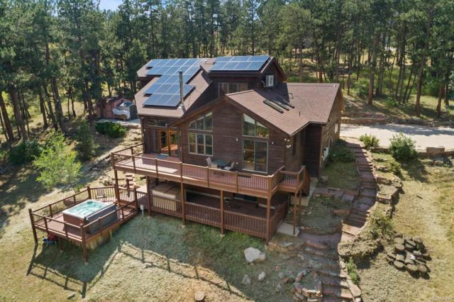 4321 Lee Hill Drive, Boulder, CO 80302 (#4119393) :: The Pete Cook Home Group