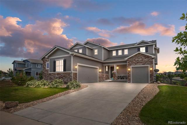 3052 Russet Sky Trail, Castle Rock, CO 80108 (#4119452) :: The Colorado Foothills Team | Berkshire Hathaway Elevated Living Real Estate