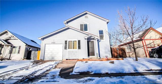 17035 E Wagontrail Parkway, Aurora, CO 80015 (#4119613) :: The Gilbert Group