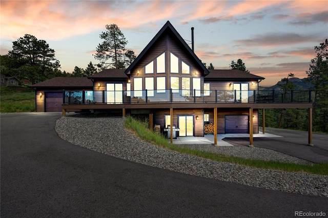 13653 Shiloh Drive, Conifer, CO 80433 (#4119761) :: Stephanie Fryncko | Keller Williams Integrity