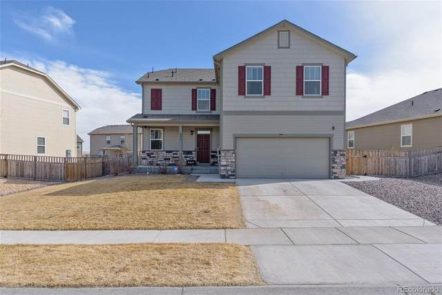 542 Hermosa Street, Lochbuie, CO 80603 (MLS #4119830) :: Keller Williams Realty