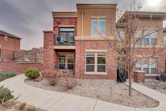 8949 E Otero Place, Centennial, CO 80112 (#4119888) :: James Crocker Team