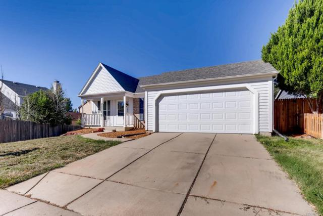 2887 S Fundy Street, Aurora, CO 80013 (#4119914) :: The Galo Garrido Group