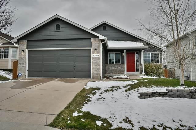 22878 E Belleview Place, Aurora, CO 80015 (#4120186) :: Portenga Properties
