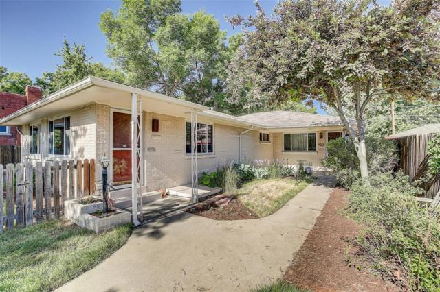 3943 Bryant Street, Denver, CO 80211 (#4120637) :: The Galo Garrido Group