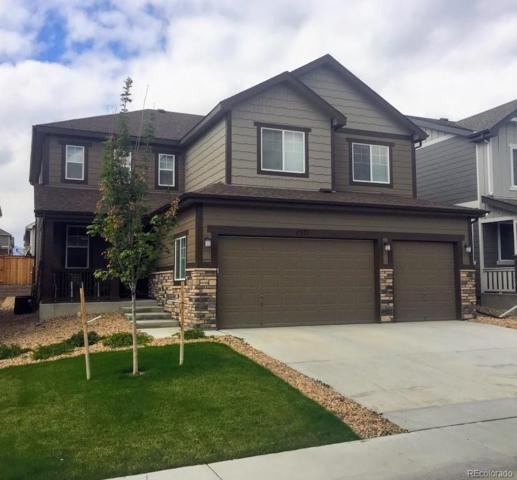 4371 S Iris Court, Littleton, CO 80123 (#4121240) :: Structure CO Group
