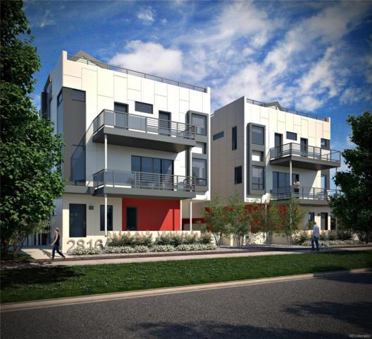 2816 W 26th Avenue #106, Denver, CO 80211 (#4121393) :: Wisdom Real Estate