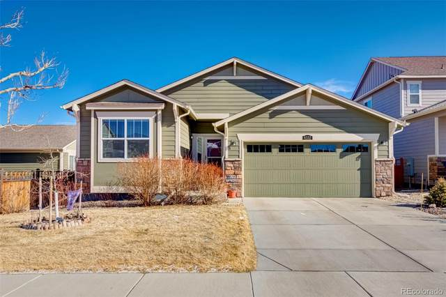 8332 Coopers Hawk Place, Parker, CO 80134 (#4121450) :: The Brokerage Group