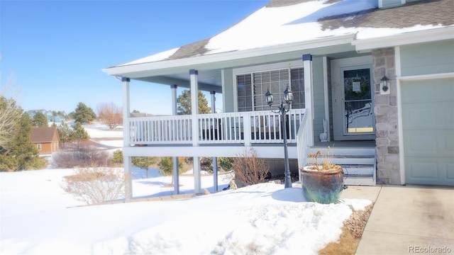 3507 Meadowlark Court, Parker, CO 80138 (MLS #4121454) :: 8z Real Estate