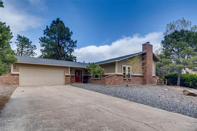 265 Dolomite Drive, Colorado Springs, CO 80919 (#4121745) :: The Colorado Foothills Team | Berkshire Hathaway Elevated Living Real Estate