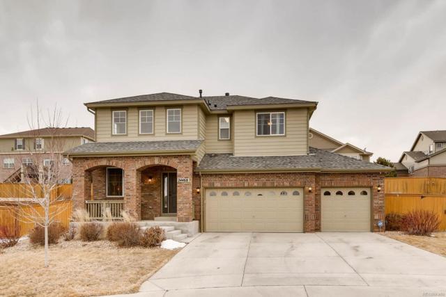 24468 E Belleview Place, Aurora, CO 80016 (#4121771) :: Colorado Team Real Estate