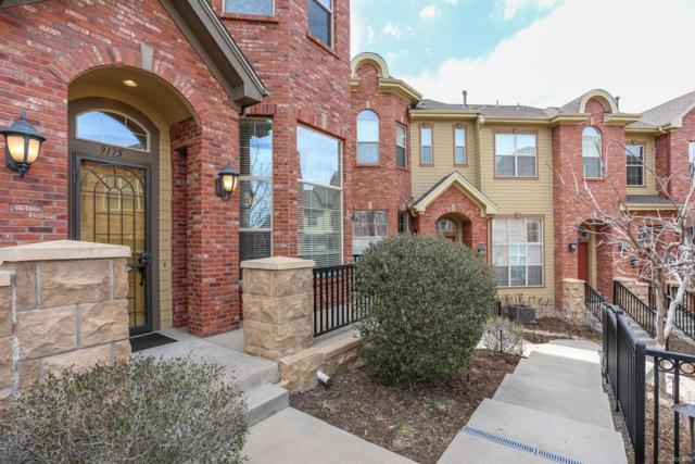 9175 Kornbrust Circle, Lone Tree, CO 80124 (#4122295) :: The DeGrood Team