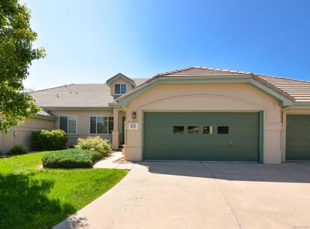 426 Rossum Drive, Loveland, CO 80537 (#4122305) :: The City and Mountains Group