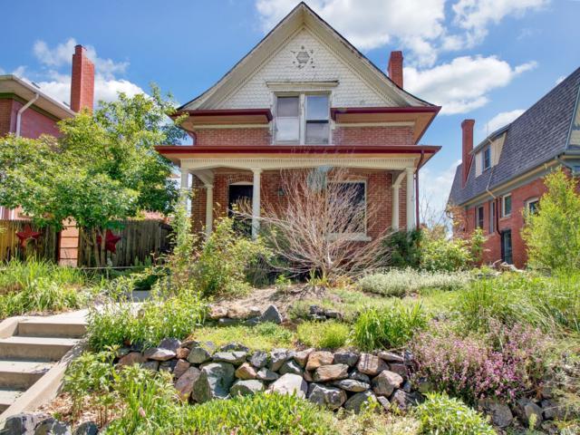2936 N Gaylord Street, Denver, CO 80205 (#4122309) :: The HomeSmiths Team - Keller Williams