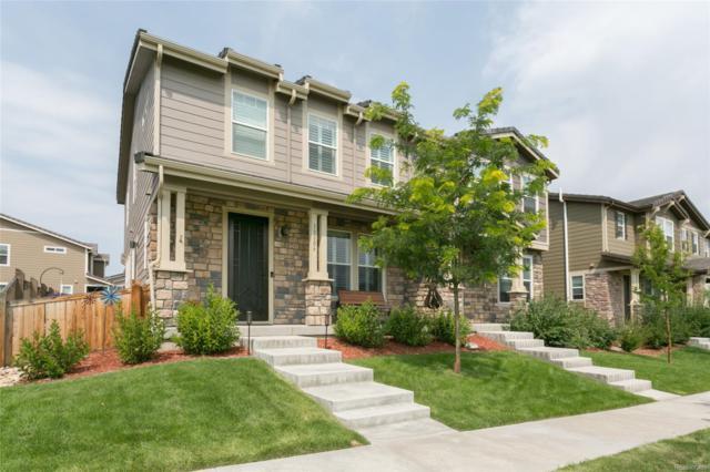13806 Tall Oaks Loop, Parker, CO 80134 (#4122812) :: The Peak Properties Group