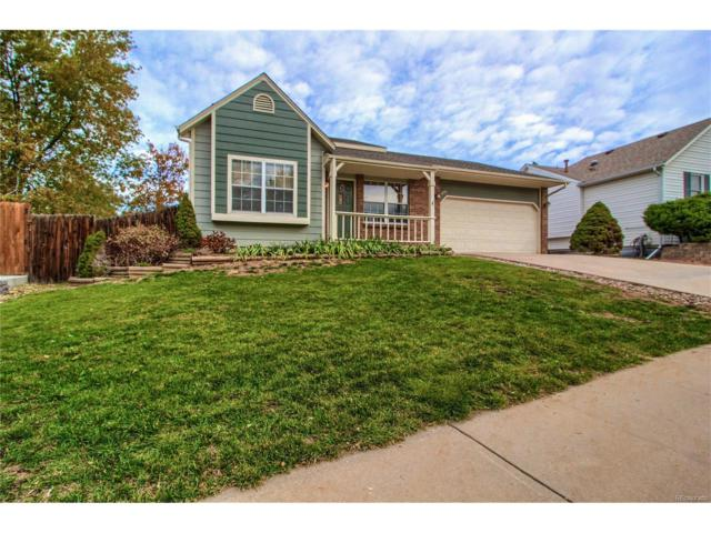 4107 S Espana Way, Aurora, CO 80013 (#4122881) :: Structure CO Group