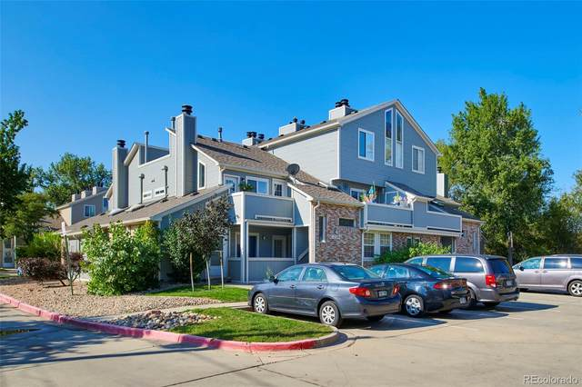 4911 Garrison Street 204C, Wheat Ridge, CO 80033 (#4123079) :: Compass Colorado Realty
